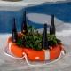 VMSZ Mikulás és Balatoni karácsonyfa a Műjégen